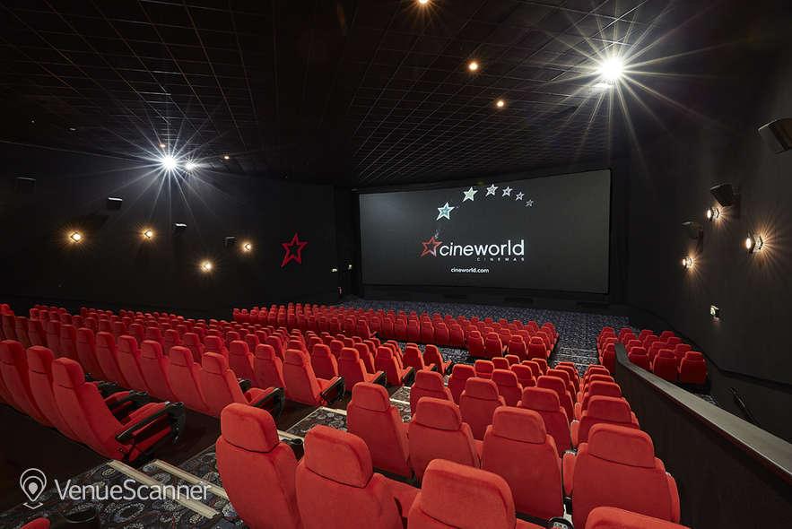 Hire Cineworld Birmingham Broad Street 15