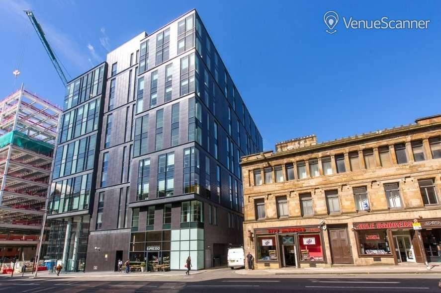 Hire Landmark - Glasgow City Centre Dundas 1