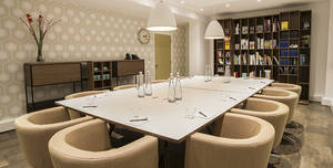 St. Pancras Meeting Rooms, Library