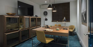 St. Pancras Meeting Rooms, Study