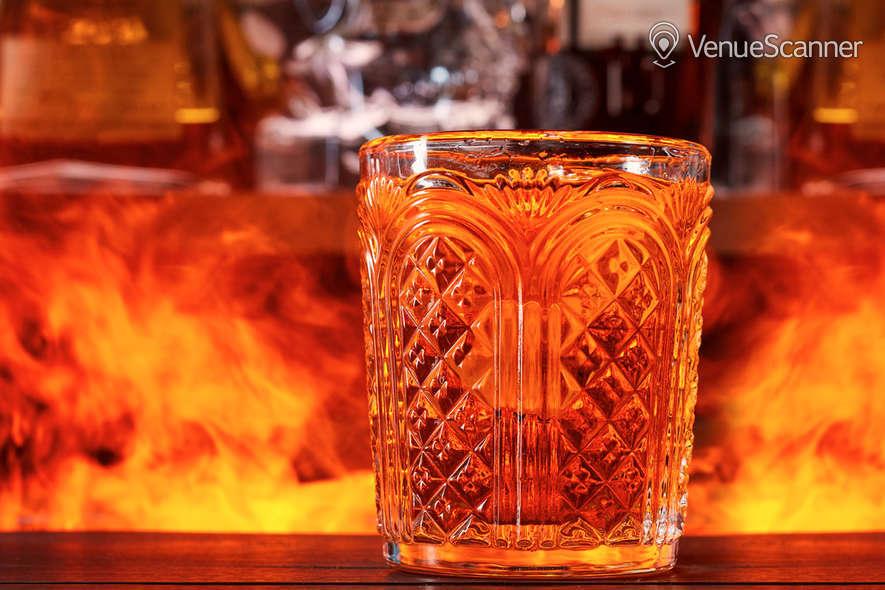 Hire Ice Bar London Fire Bar 1