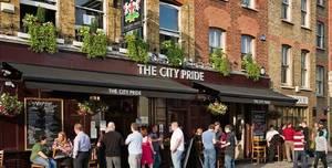 The City Pride, Exclusive Hire