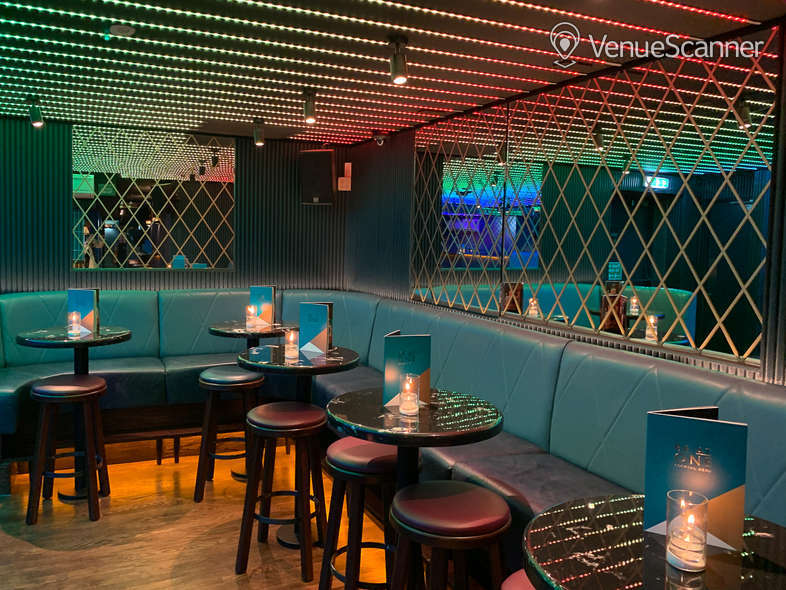 Hire Be At One - Liverpool Street Hideaway 6