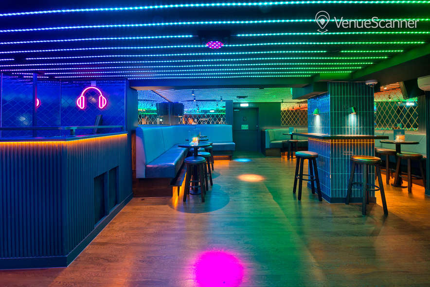 Hire Be At One - Liverpool Street Hideaway 4