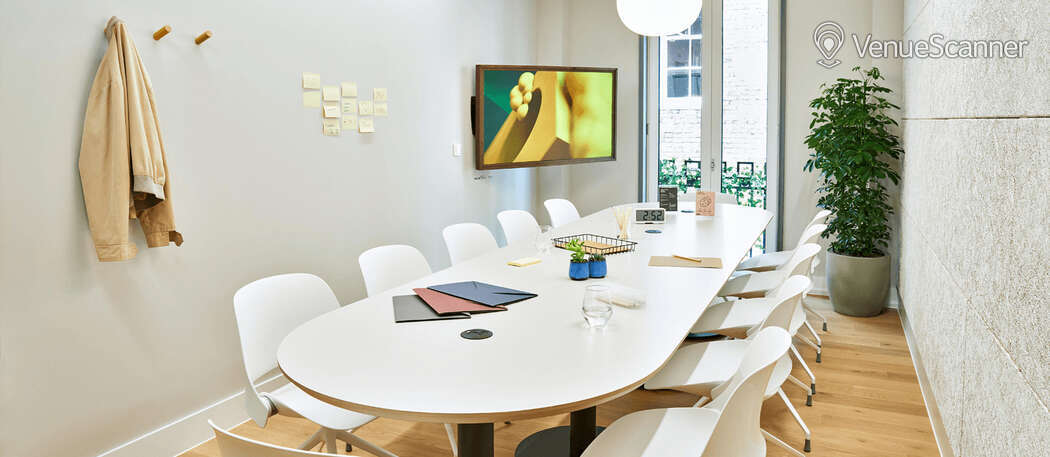 Hire Meet In Place Soho Square Classic Conference Room 2