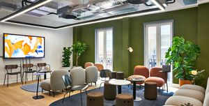 Meet In Place Soho Square, Grand Salon Room 6