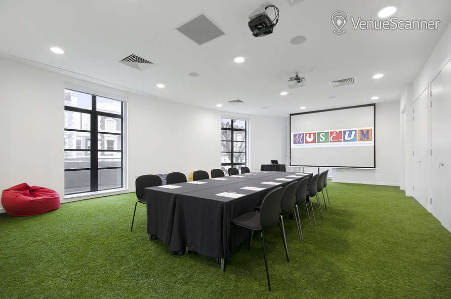 Hire Museum Of Brands Conference Room
