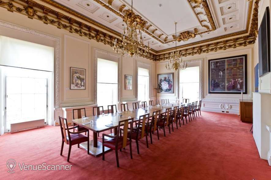 Hire {10-11} Carlton House Terrace Mall Room