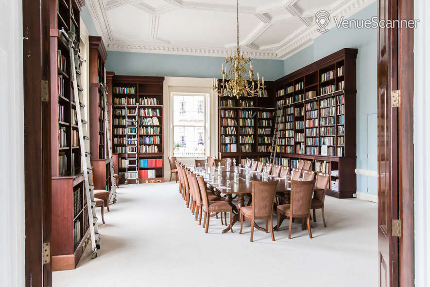 Hire {10-11} Carlton House Terrace Library Room 1