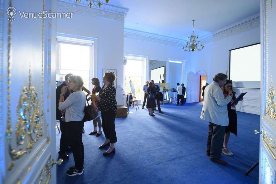Hire {10-11} Carlton House Terrace Wolfson Room 1