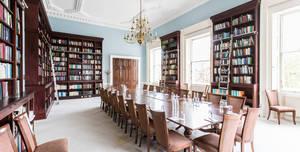 {10-11} Carlton House Terrace, Library Room