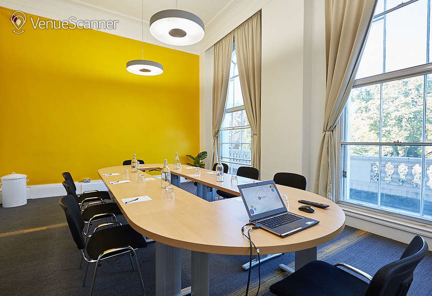 Hire One Park Crescent The Boardroom