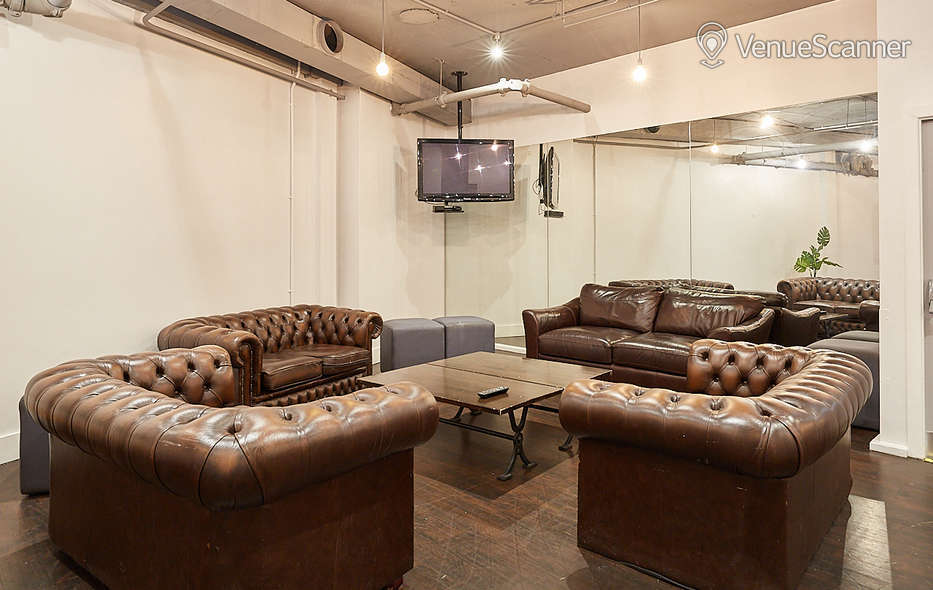 Hire One Park Crescent The Green Room 1