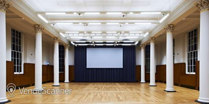 Hire King's College London Strand Great Hall 1