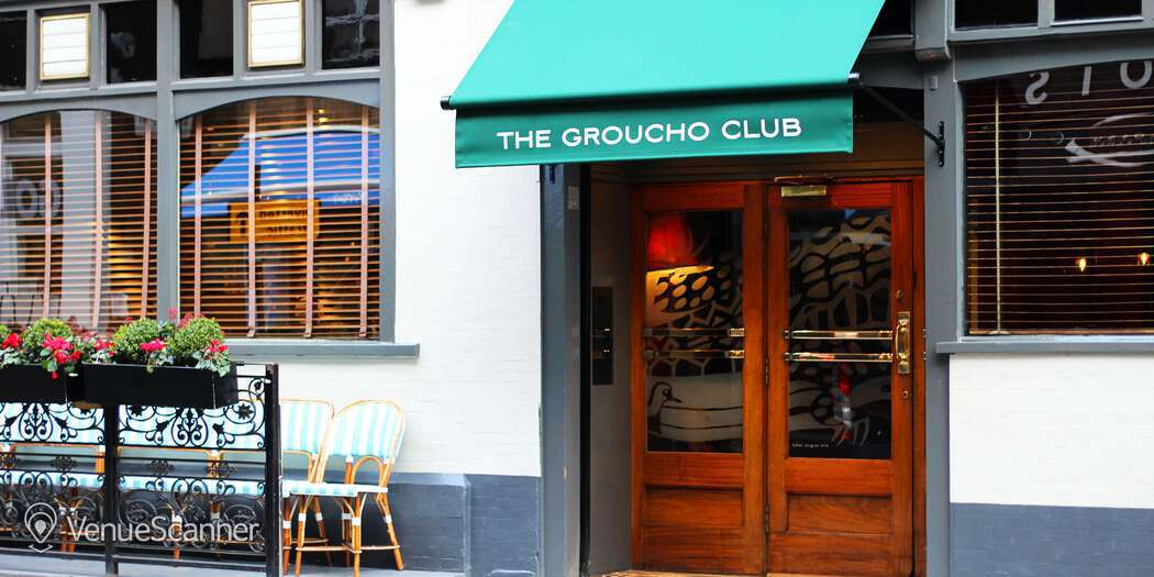 Hire The Groucho Club The Mary-lou Room 5
