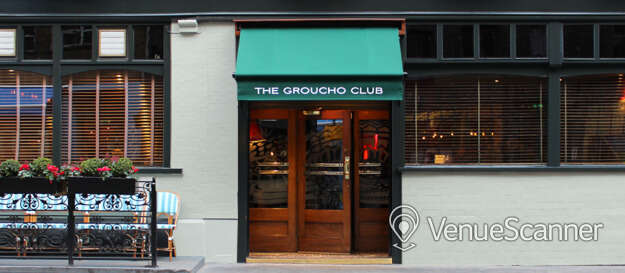 Hire The Groucho Club The Mary-lou Room 6
