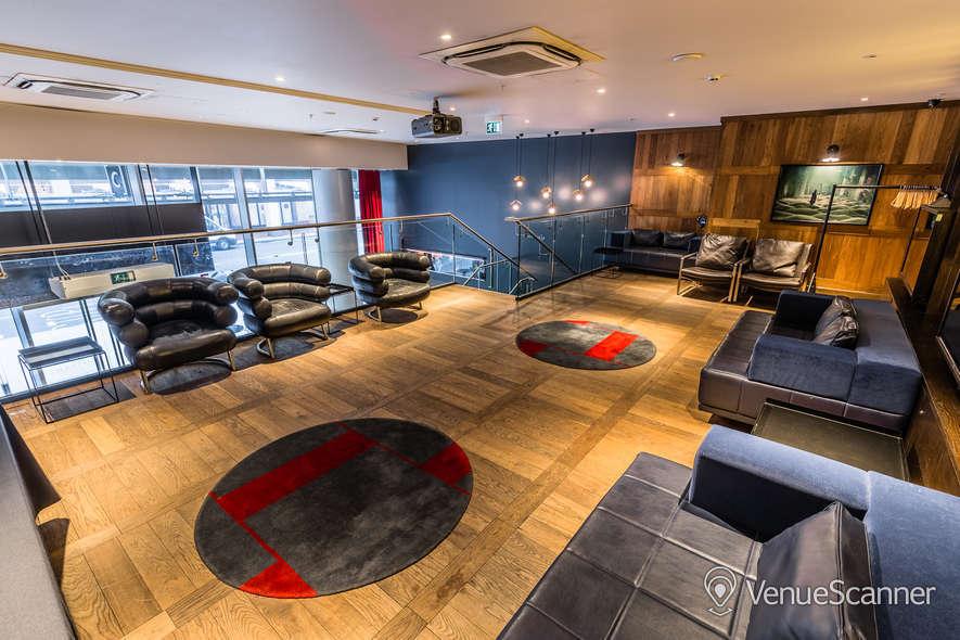 Hire Curzon Victoria Mezzanine Area