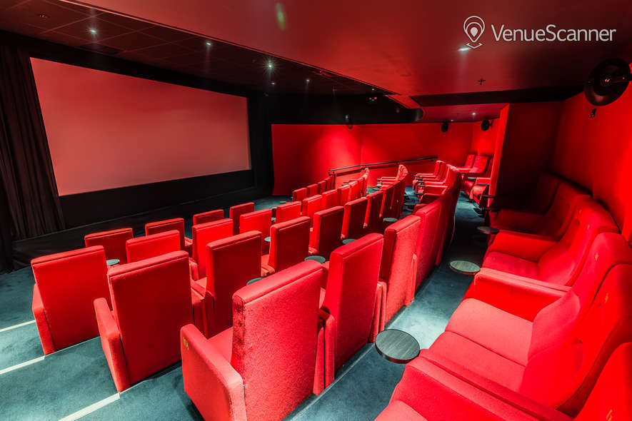 Hire Curzon Victoria Screen 3 3