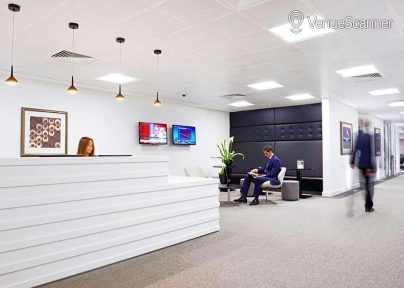 Hire I2 Office London Exchange Cornhill 6