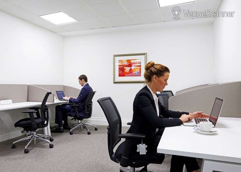 Hire I2 Office London Exchange Cornhill 9