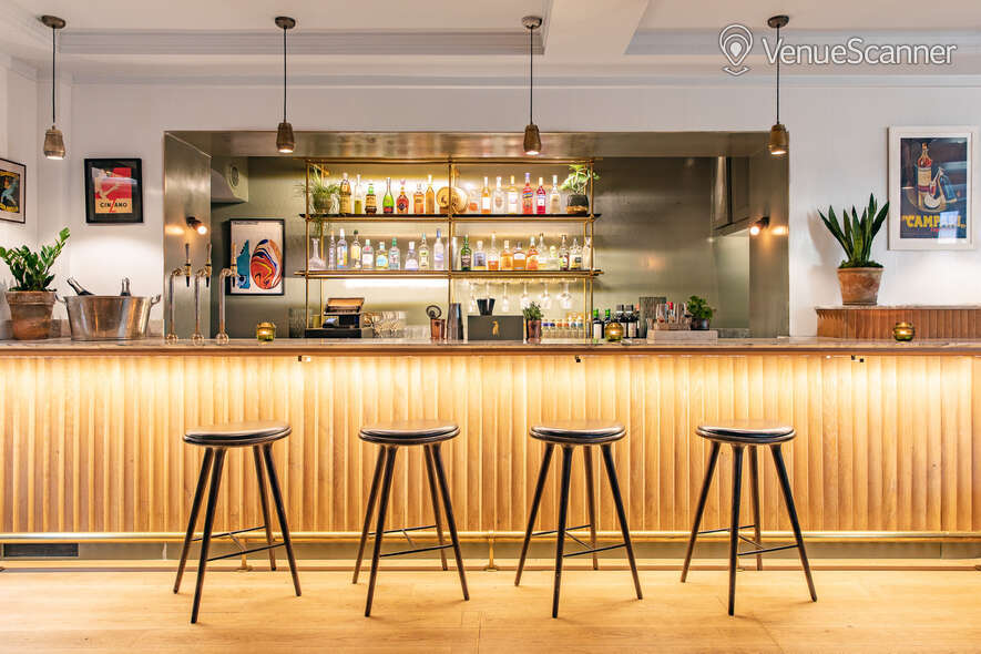 Hire The Italian Greyhound The Garden Room (Private Dining Room & Bar) 1