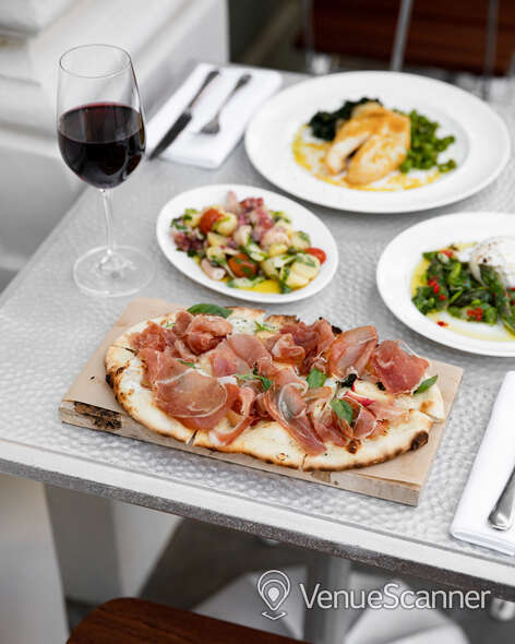 Hire The Italian Greyhound The Garden Room (Private Dining Room & Bar) 19