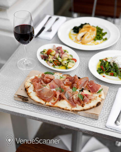Hire The Italian Greyhound The Garden Room (Private Dining Room & Bar) 9