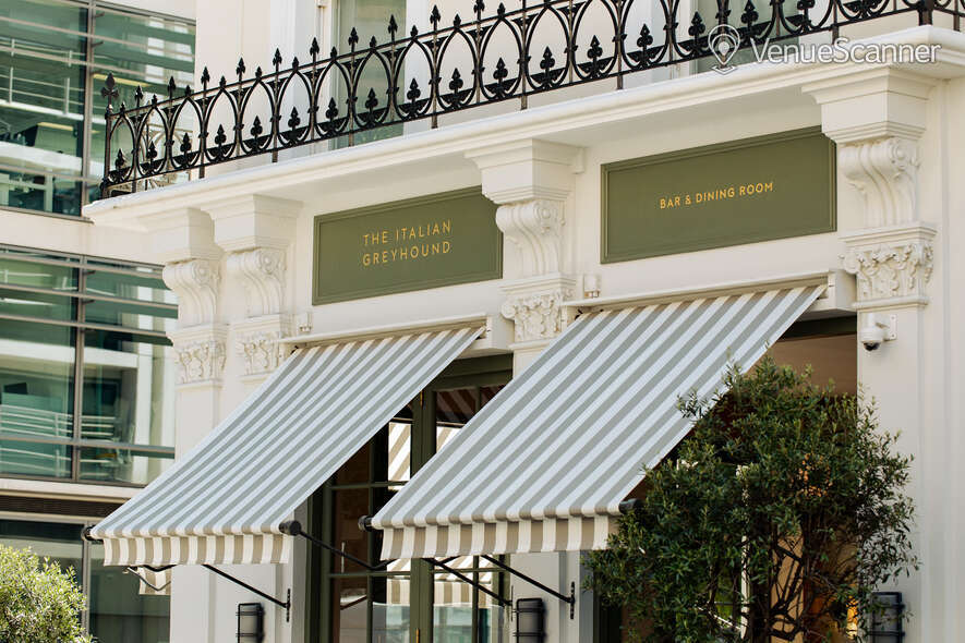 Hire The Italian Greyhound The Garden Room (Private Dining Room & Bar) 7