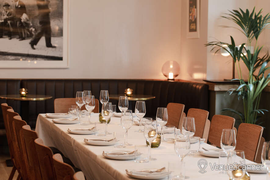 Hire The Italian Greyhound The Garden Room (Private Dining Room & Bar) 21