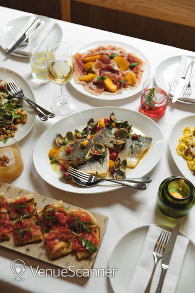 Hire The Italian Greyhound The Garden Room (Private Dining Room & Bar) 31