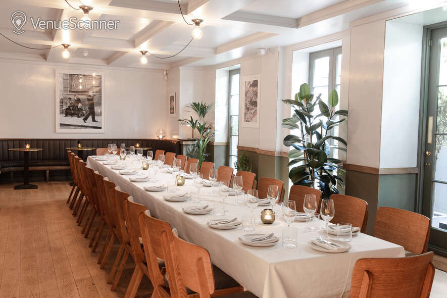Hire The Italian Greyhound The Garden Room (Private Dining Room & Bar) 25