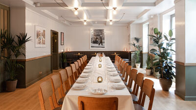 The Italian Greyhound The Garden Room (Private Dining Room & Bar) 0