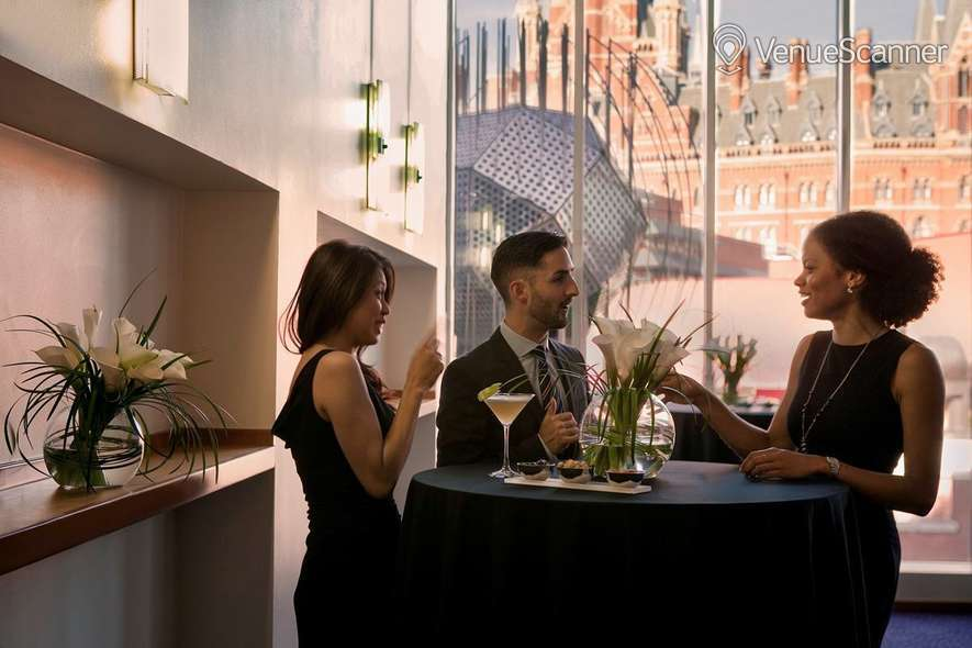 Hire Pullman London St Pancras Hotel Shaw Theatre