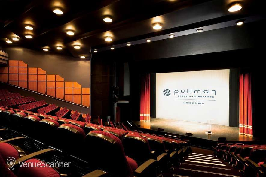 Hire Pullman London St Pancras Hotel Shaw Theatre 2
