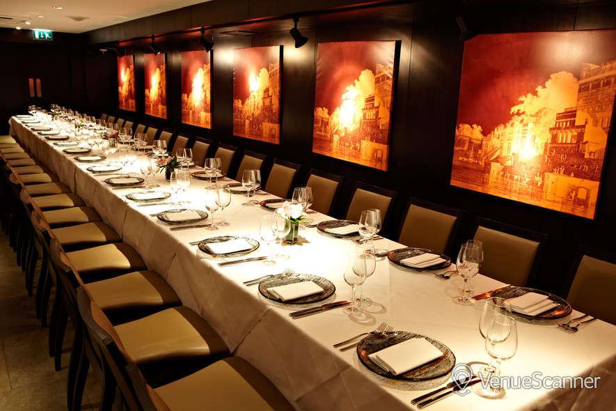 Hire Benares Restaurant and Bar Dover Room