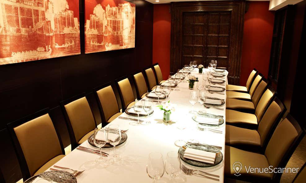 Hire Benares Restaurant and Bar Berkeley Room