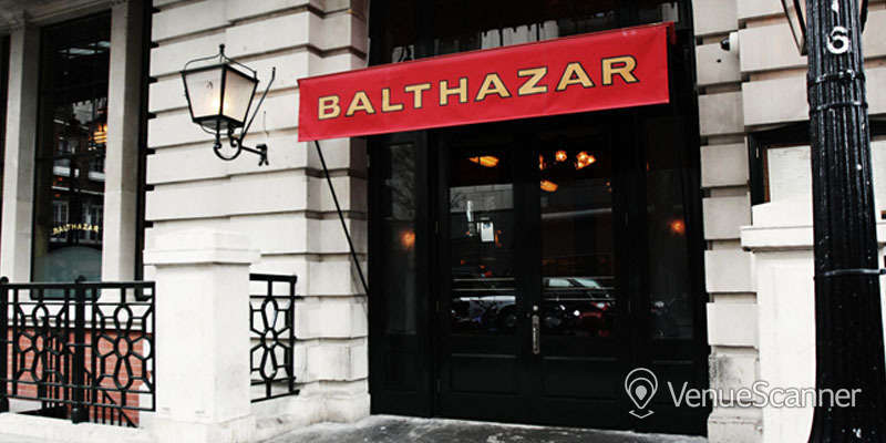 Hire Balthazar  Private Dining Room 3