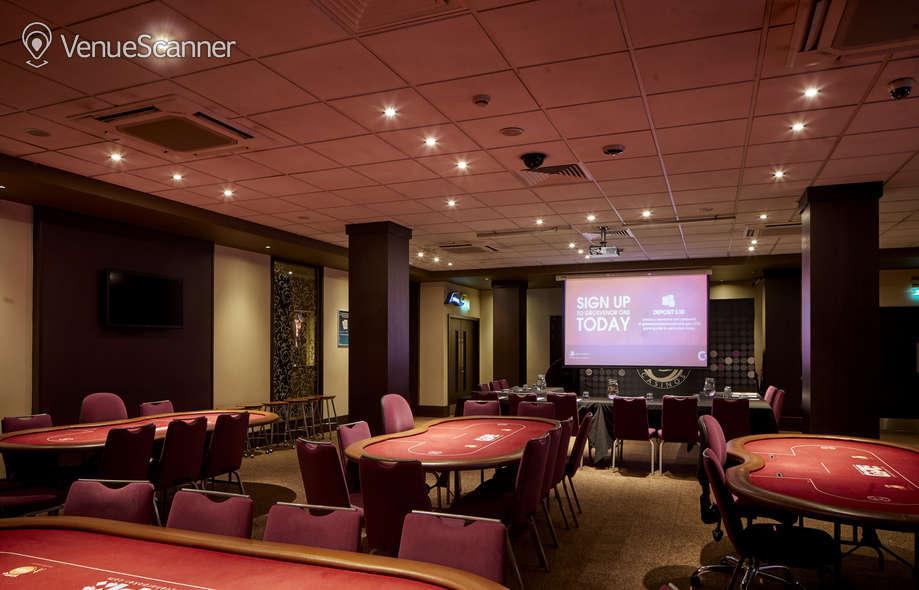 Hire Grosvenor Casino Cardiff Poker Room