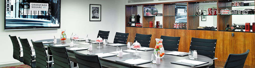 Hire Marriott Hotel Grosvenor Square The Mayfair Suite