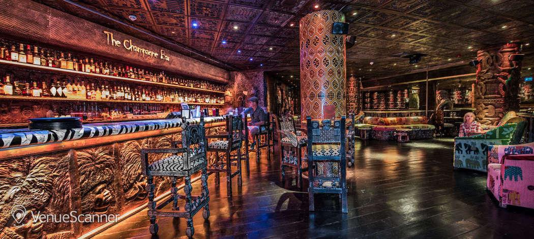 Hire Shaka Zulu Lounge Bar & Champagne Bar 1