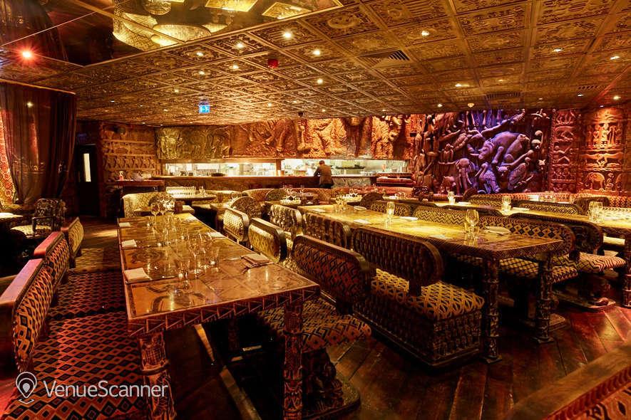 Hire Shaka Zulu Semi-private Dining 1