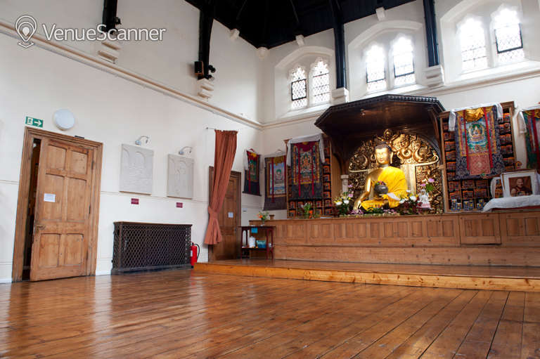 Hire Jamyang Buddhist Centre The Old Courtroom