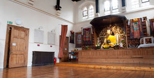 Jamyang Buddhist Centre, The Old Courtroom