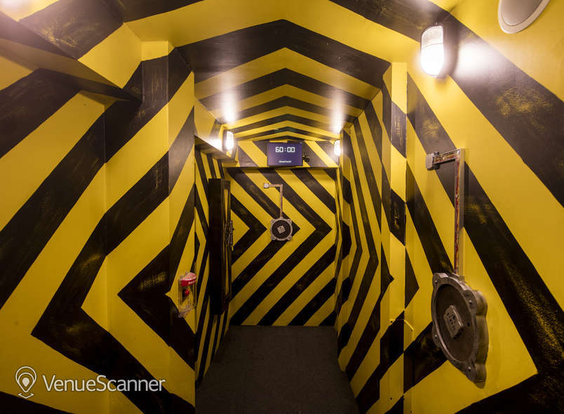 Hire Cluequest Escape Room | Event Space Escape Rooms