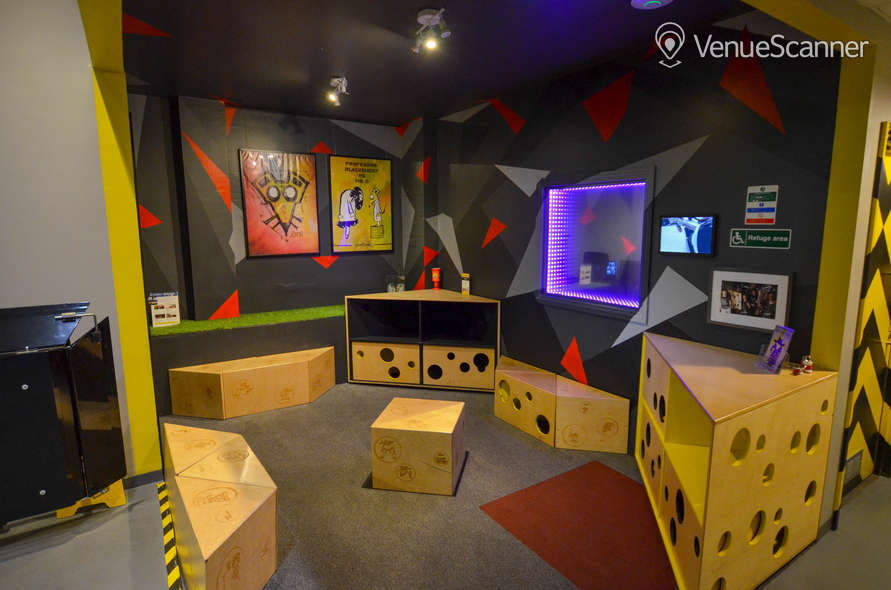 Hire Cluequest Escape Room | Event Space Full Venue Hire + Garden 3