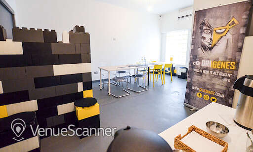 Hire Cluequest Escape Room | Event Space Full Venue Hire + Garden 4