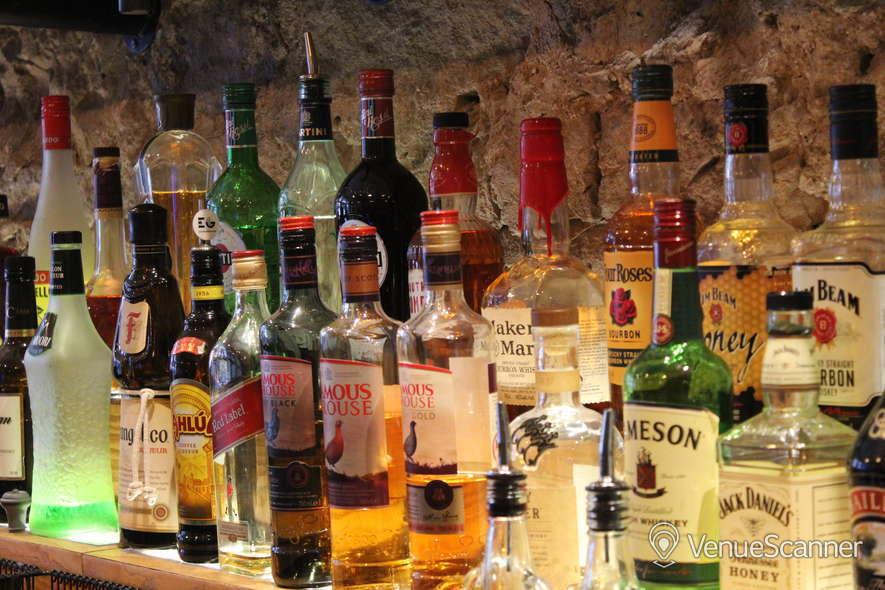 Hire Mercat Bar & Kitchen Mercat Bar Function Room 4