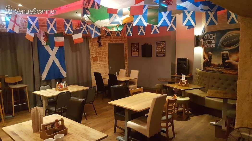 Hire Mercat Bar & Kitchen Mercat Bar Function Room 2
