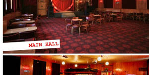 The Workingmens Club, First Floor Main Room
