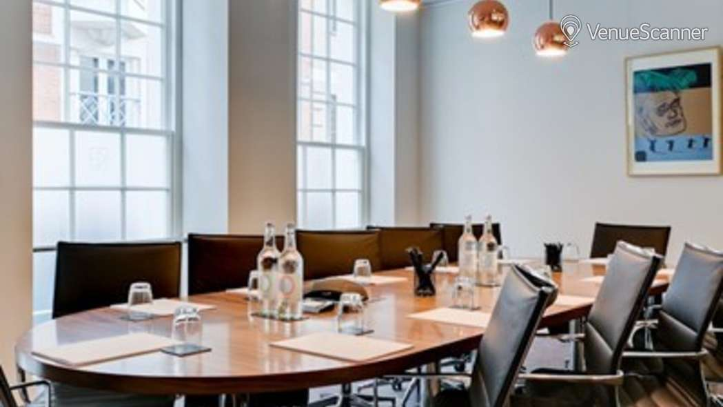 Hire The Clubhouse Mayfair The Boardroom